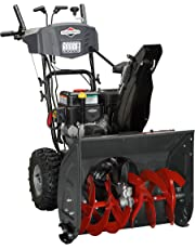 Briggs & Stratton 1696614 Dual-Stage Snow Thrower with 208cc Engine and Electric Start