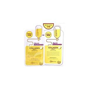 [Mediheal] Masques avec collagène x10/cosmétique coréenne (Collagen Impact Essential Mask)