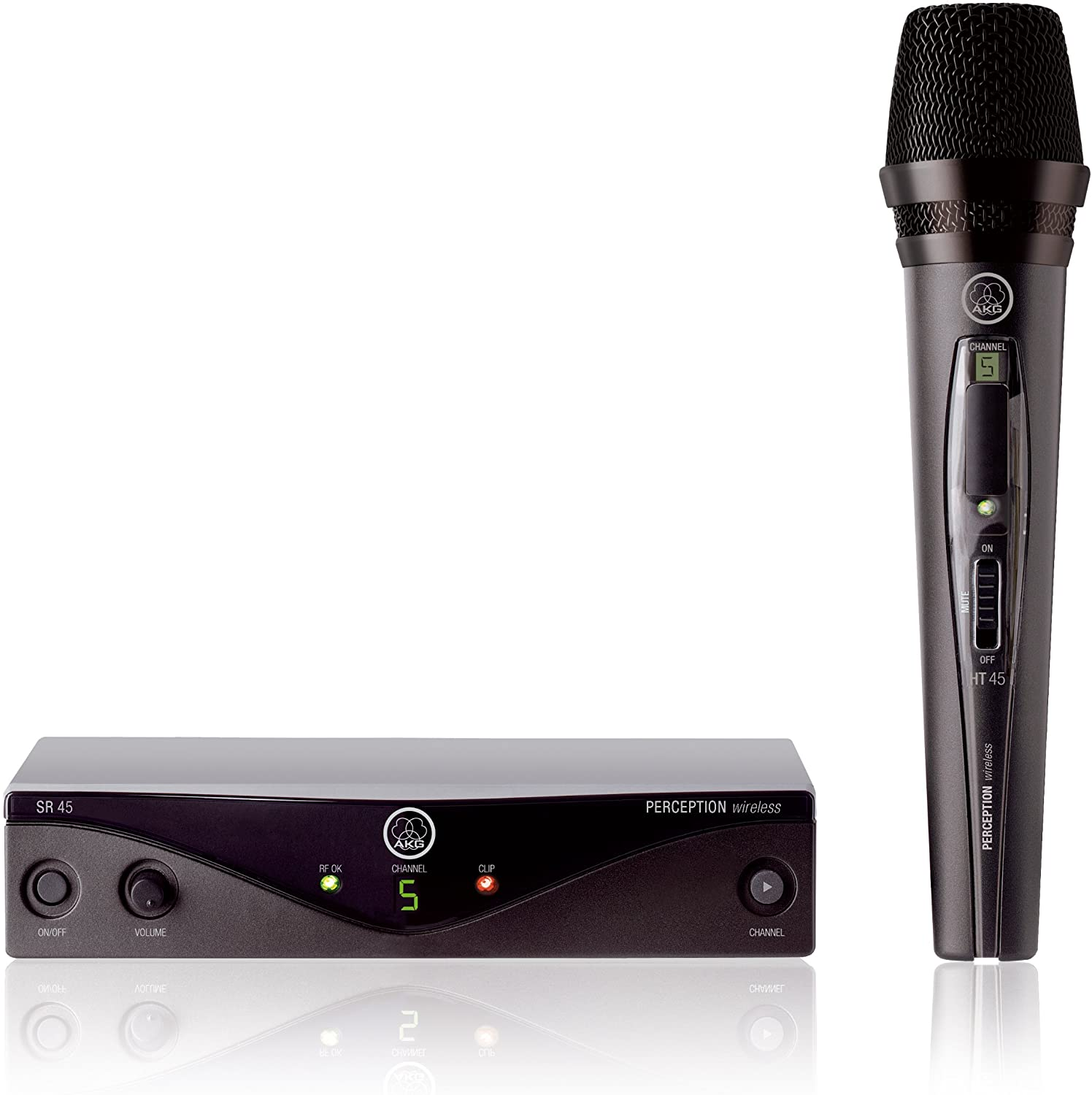 AKG Pro Audio Wireless Microphone System (3251H00010)