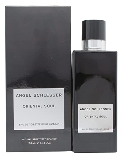 Angel Schlesser Oriental Soul for Men 100ml EDT Spray