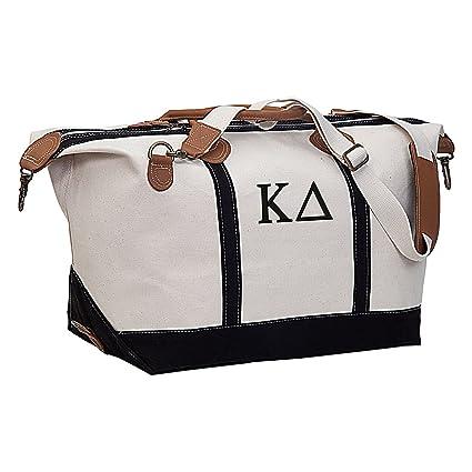 b294667d1778 Amazon.com: Kappa Delta Weekender Travel Bag: Sports & Outdoors
