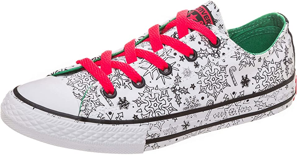 Vintage Casual Sneakers Cheap Converse All Star Ox Girls