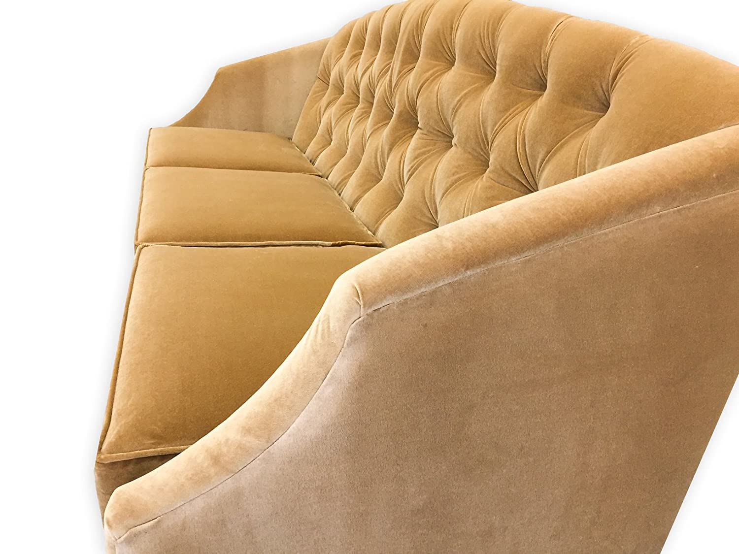 The Sofa Source Flex-Grip, Curve Ease- 25 ft Flexible Metal Tack Strip Three-Tooth Upholstery