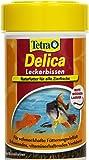 TetraDelica Naturfutter (für Zierfische, Krill Daphnien Wasserflöhe Brine Shrimps Bloodworms rote Mückenlarven), verschiedene Sorten und Größen