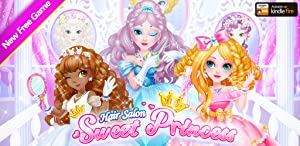 Sweet Princess Hair Salon by LiBii