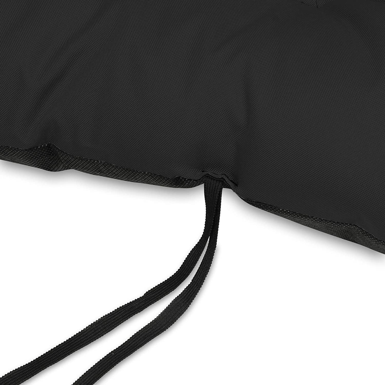 Cuscino impermeabile per panca da giardino e da giardino per dondolo o divano da giardino a 2 posti Lingrui 100 x 50 x 10 cm morbido e lungo tappetino antiscivolo