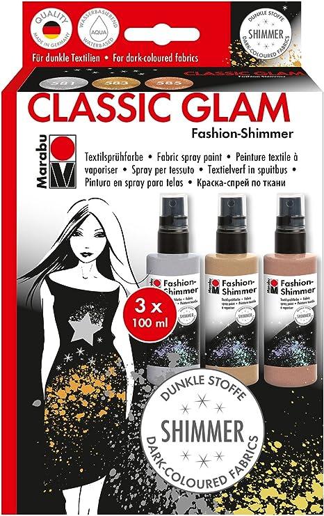 Fashion Shimmer 171800081 Líquido, Multicolor