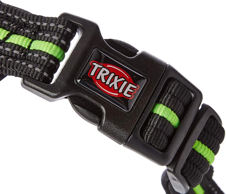 Trixie Arnés Confort Fusion, M, 45-70cm/23mm, Ng/Naranja: Amazon ...