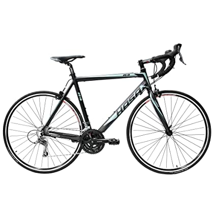 Amazon.com : HASA R4 Road Bike Shimano 2400 24 Speed 56cm : Road ...