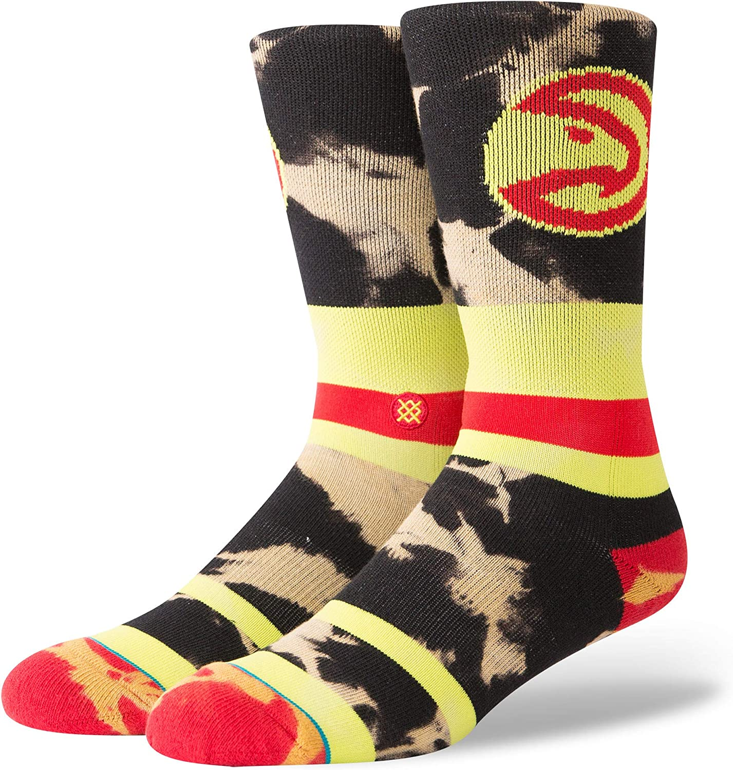 Stance M558C18HAW Men's Hawks Acid Wash Sock