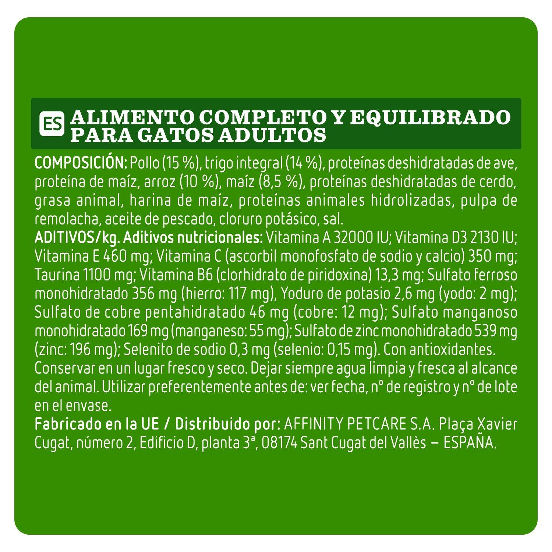Ultima Pienso para Gatos Adulto con Pollo - 3000 gr: Amazon.es: Amazon Pantry