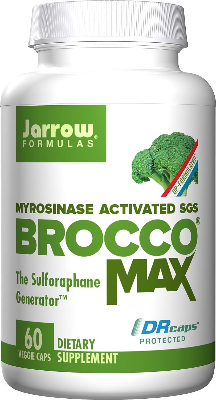 Jarrow Formulas BroccoMax - 60 Cápsulas: Amazon.es: Salud y ...