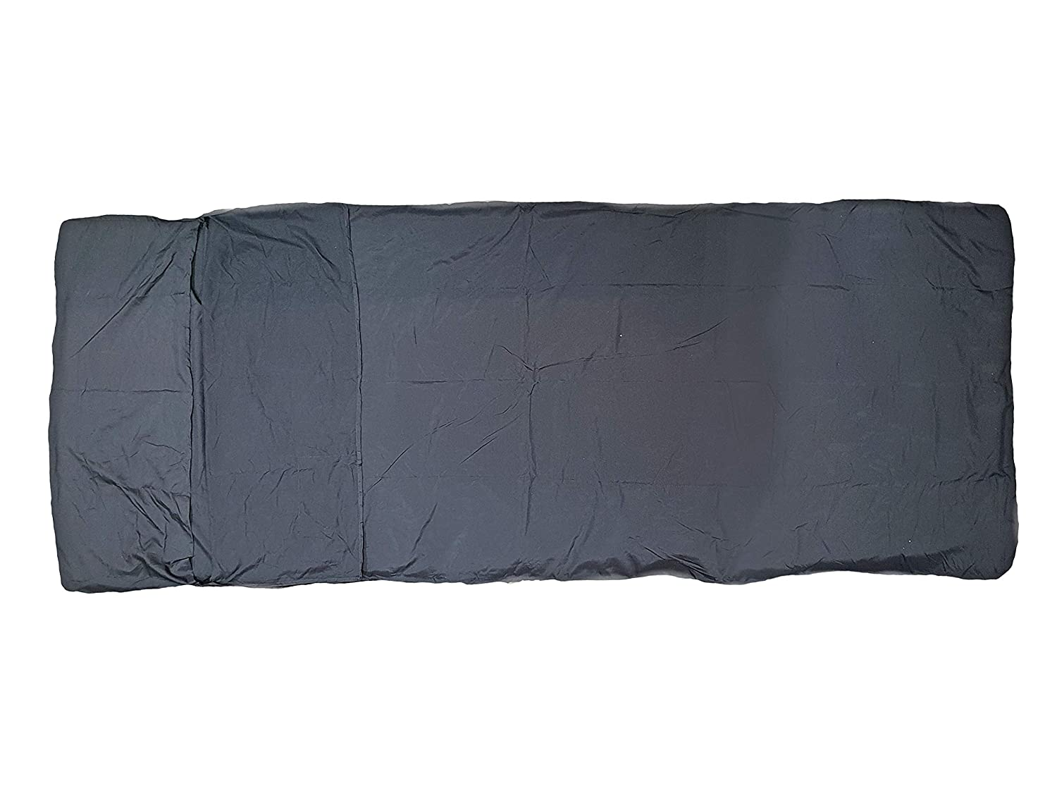 EarthTrek Extra Large Zippered Travel Sleeping Bag Liner