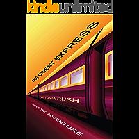 The Orient Express: An Erotic Adventure (Jade's Erotic Adventures Book 31) book cover