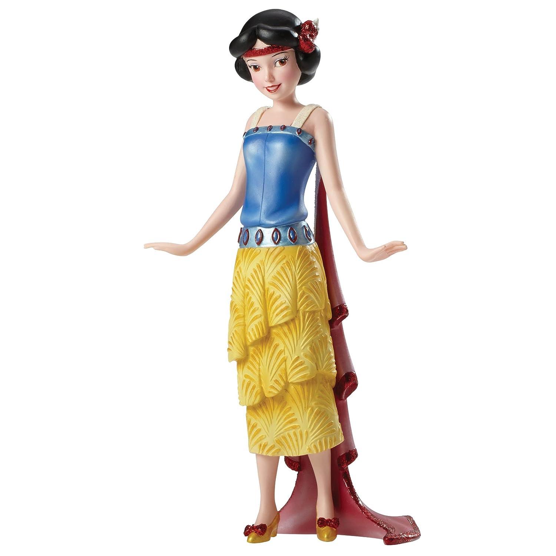 Couture de Force Disney Art Deco Princess Snow White Dress Figurine 4053351 New