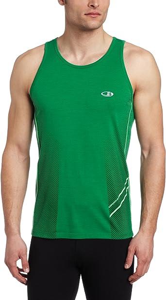 Icebreaker - Ropa Interior de Atletismo para Hombre, tamaño XL, Color Cricket: Amazon.es: Ropa y accesorios
