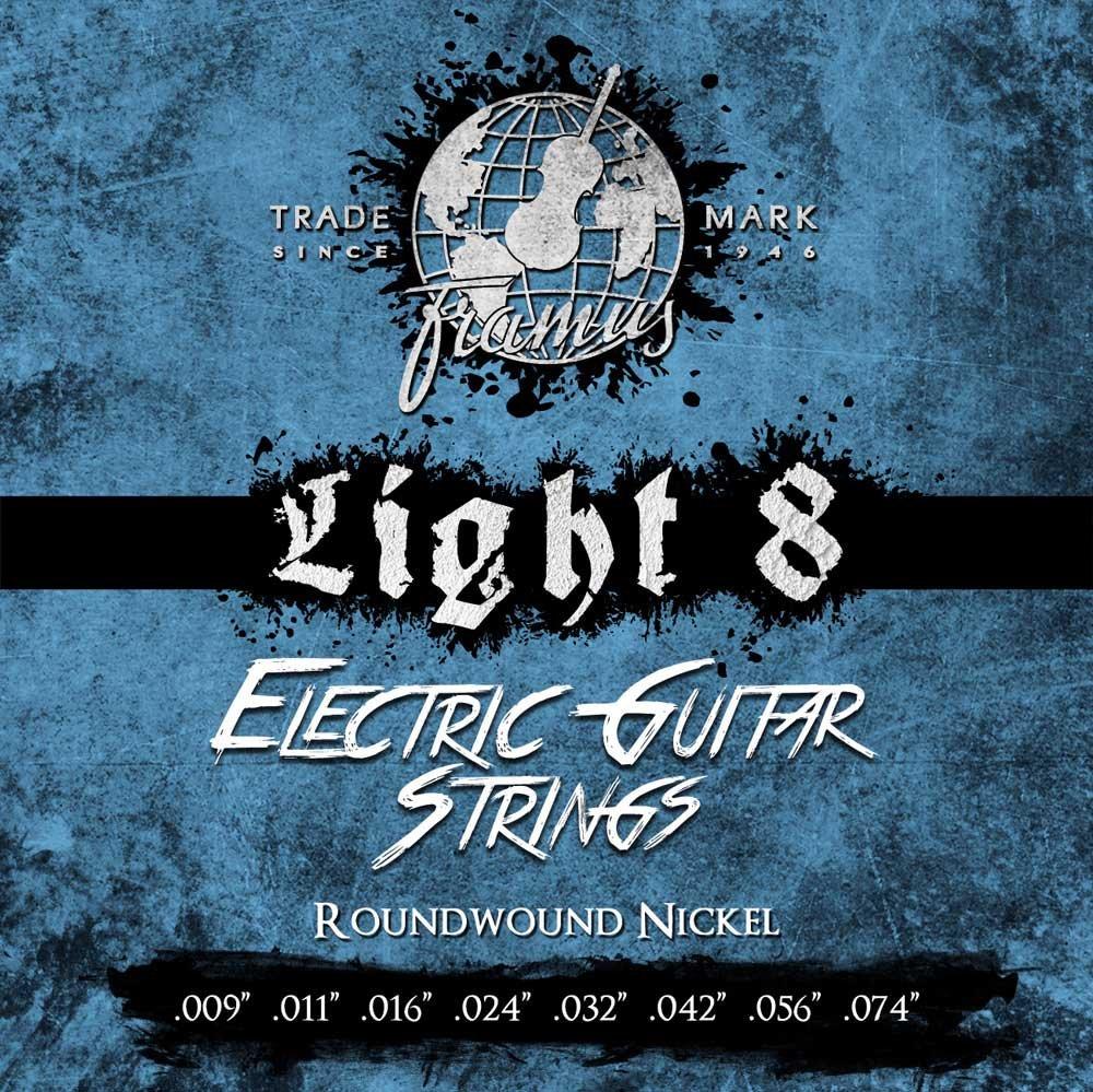 'Blue Label 8de string Light 009/074