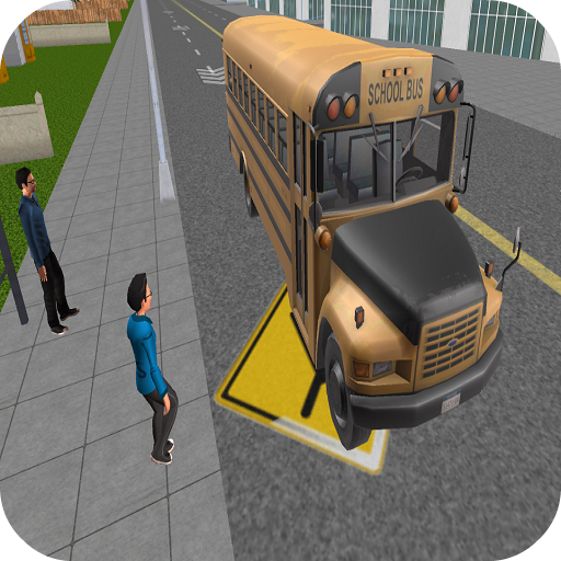 School Bus Driving Simulator (Gas Games)