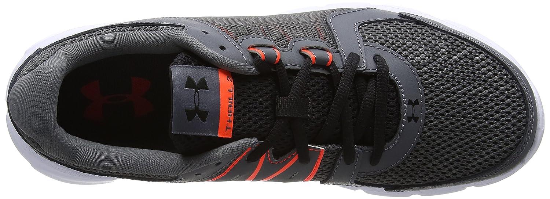 En Virtud De Los Zapatos Corrientes De Los Hombres De La Emoción De La Armadura X159sc