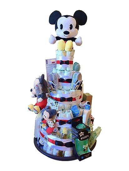 Tarta Mickey Disney con accesorios especial XXL Magnum