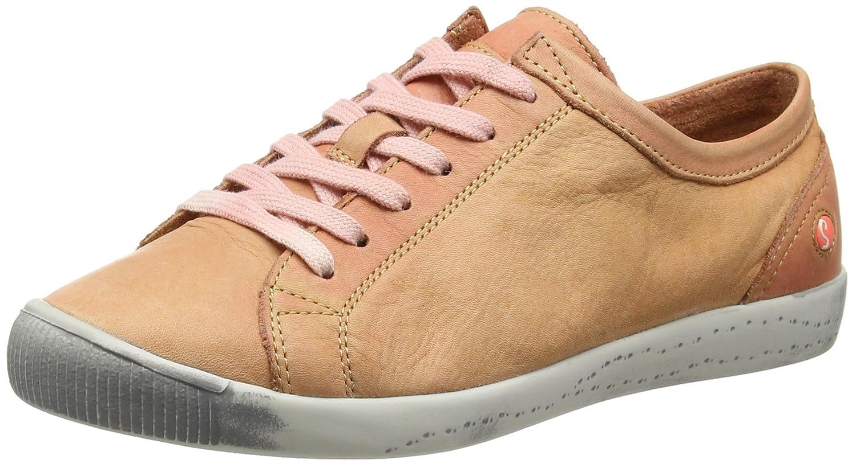 Softinos Isla, Zapatillas para Mujer 41 EU|Rosa (Salmon)