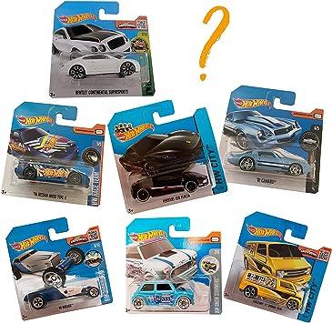 Hot Wheels Pack 7 Unidades aleatorias: Amazon.es: Juguetes y juegos