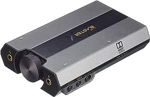 Sound BlasterX G6 (Gris)