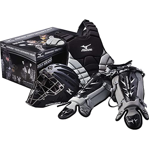 Mizuno Youth Samurai Box Set