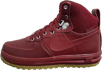 Nike Lunar Force 1 Sneakerboot Team Red