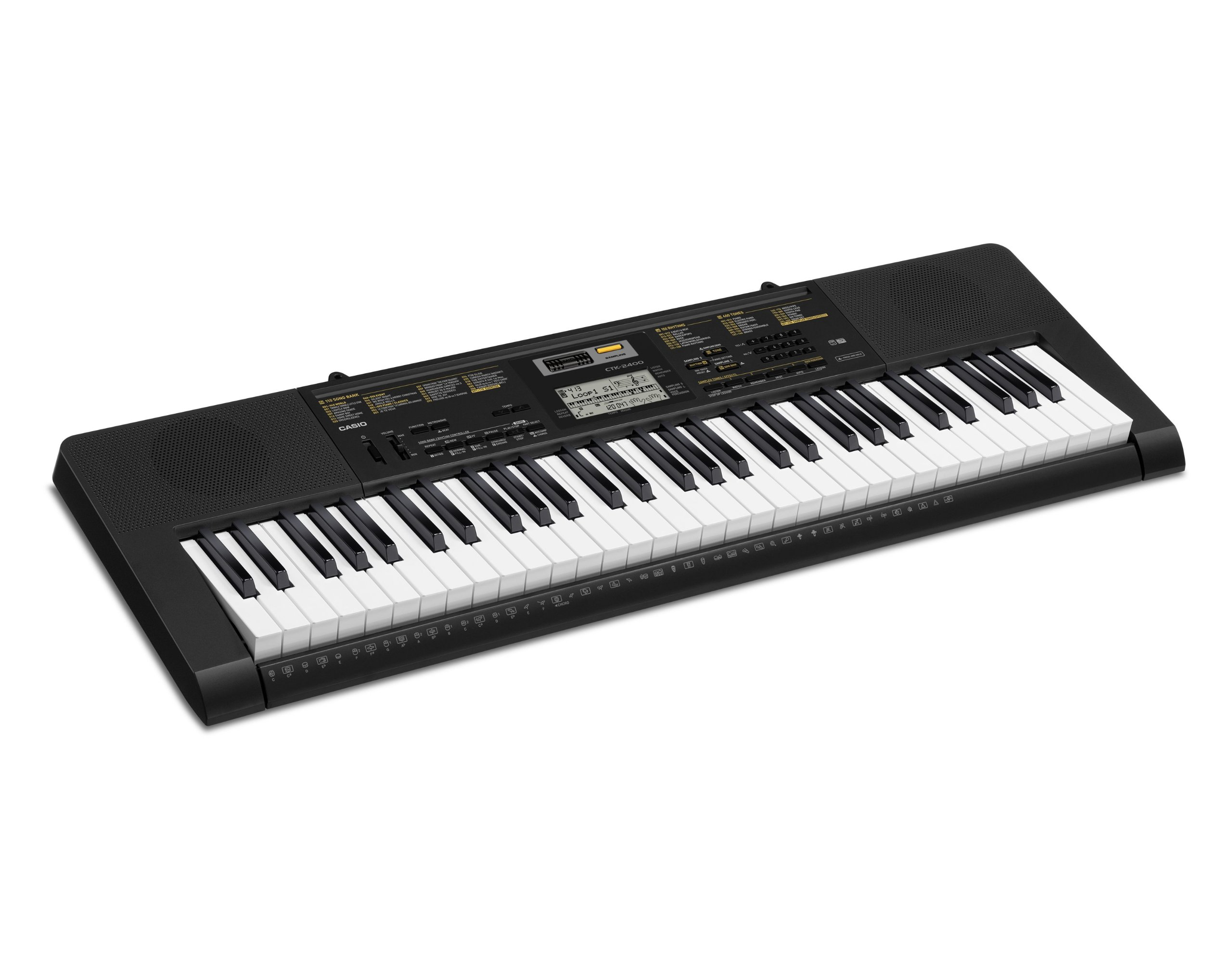 Others - Casio CTK 2400 Review