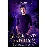 Black Cats and Bad Luck: Gay Romance Novel (Ward Magic Series Book 1)