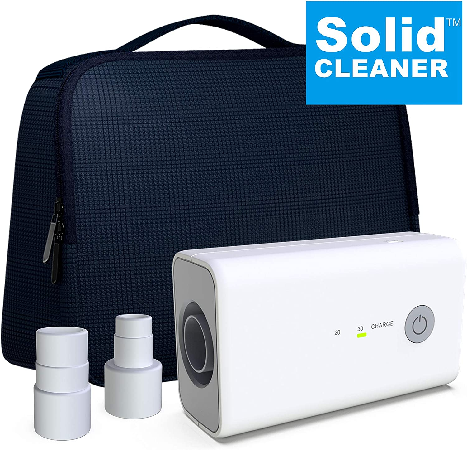 New SolidCLEANER CPAP Cleaner