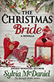 The Christmas Bride: A Western Historical Romance (The Burnett Brides Book 4)