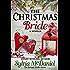 The Christmas Bride: A Western Historical Romance (The Burnett Brides Book 4)