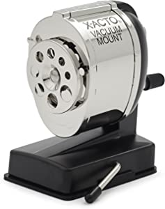 X-ACTO KS Manual Vacuum Mount Pencil Sharpener