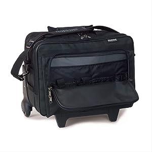 Hopkins Rolling Executive Home Healthcare Bag for Medical Professionals