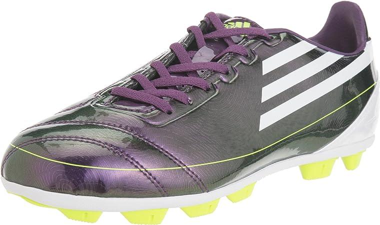 adidas F10 TRX HG J chapur/Wht/S: Amazon.es: Deportes y ...