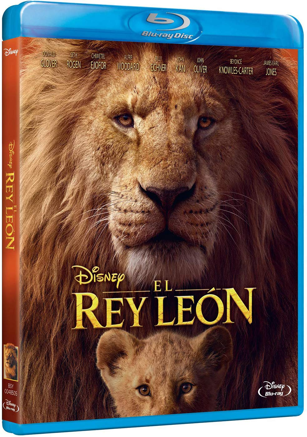 El Rey León Bd Imagen Real Blu Ray Amazon Es Donald Glover Beyoncé Knowles Carter James Earl Jones Jon Favreau Donald Glover Beyoncé Knowles Carter Waltdisneypictures Fairviewentertainment Cine Y Series Tv