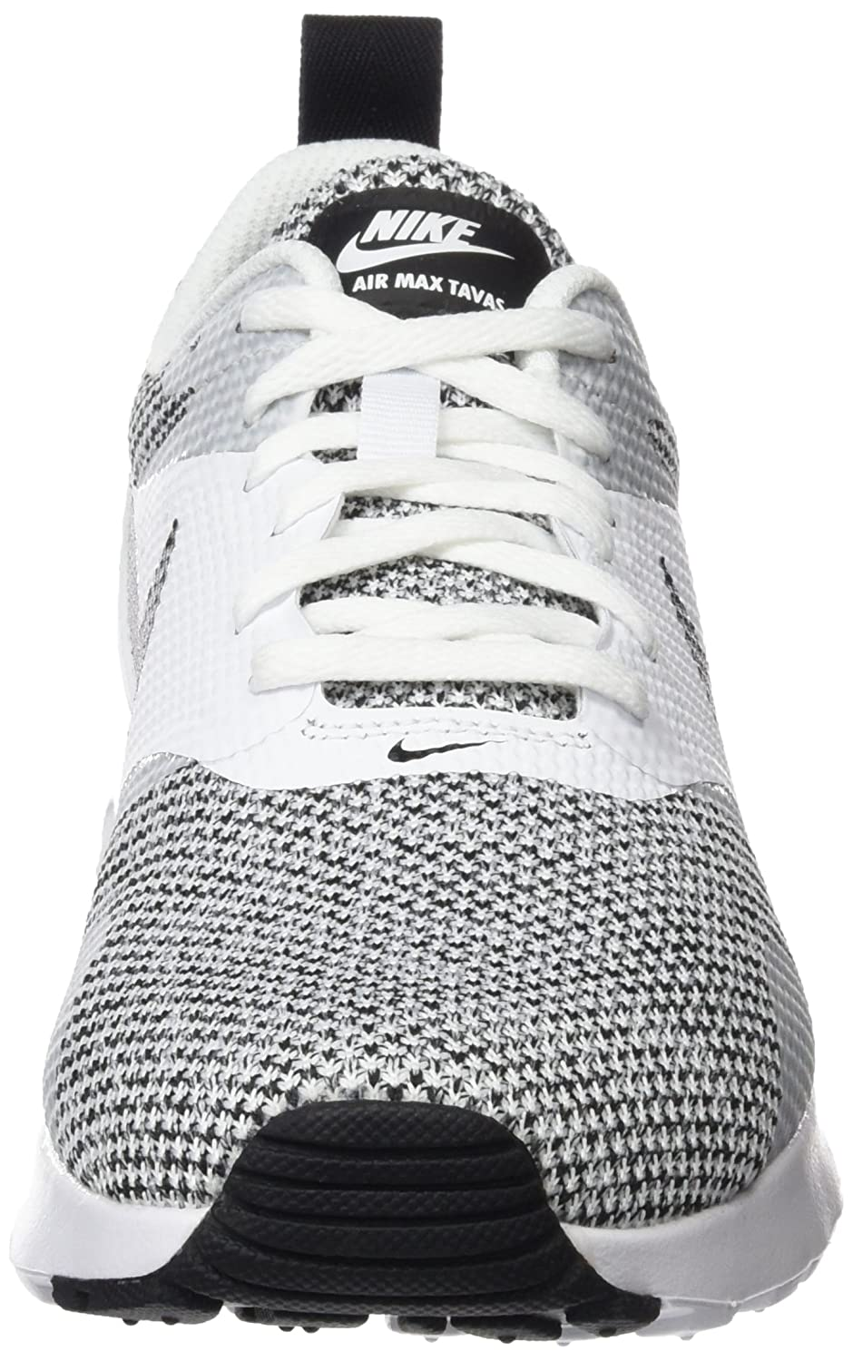 schuh air max tavas premium white black pure platinum