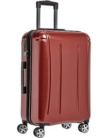b997571de745f AmazonBasics Oxford Luggage Expandable Suitcase Spinner with TSA Lock