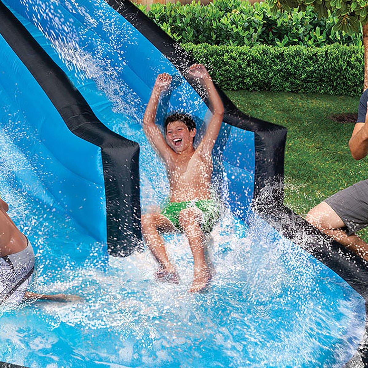Banzai Battle Blast Adventure Inflatable Water Park by BANZAI