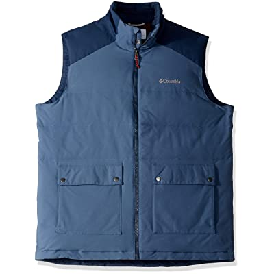 Columbia Winter Challenger Big & Tall Vest: Clothing