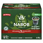 NABOB 100% Colombian Coffee Single Serve Pods, 30 Pods,  292G