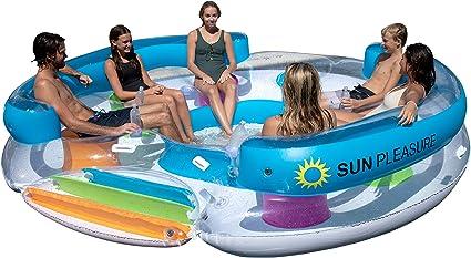Amazon.com: Sun Pleasure Party Bird Floating Island con ...