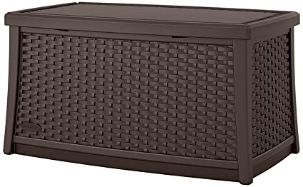 Superb Amazon Com Patio Storage Cabinet Coffee Table With Storage Interior Design Ideas Gentotthenellocom