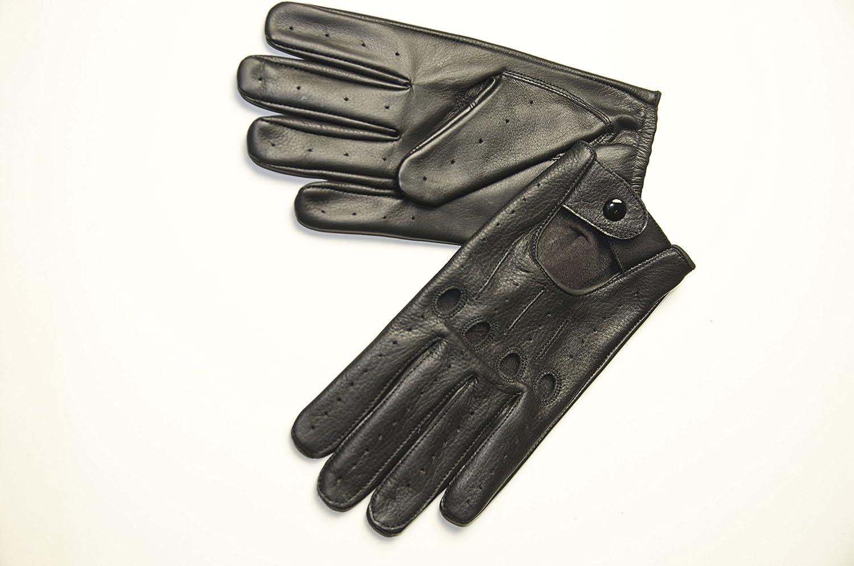 Corvette leather driving gloves - Amazon Com Men S Genuine Leather Driving Gloves With Free Shipping Sports Outdoors