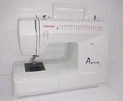 Singer Decorative-Máquina de coser, Amica 20-mod.3820