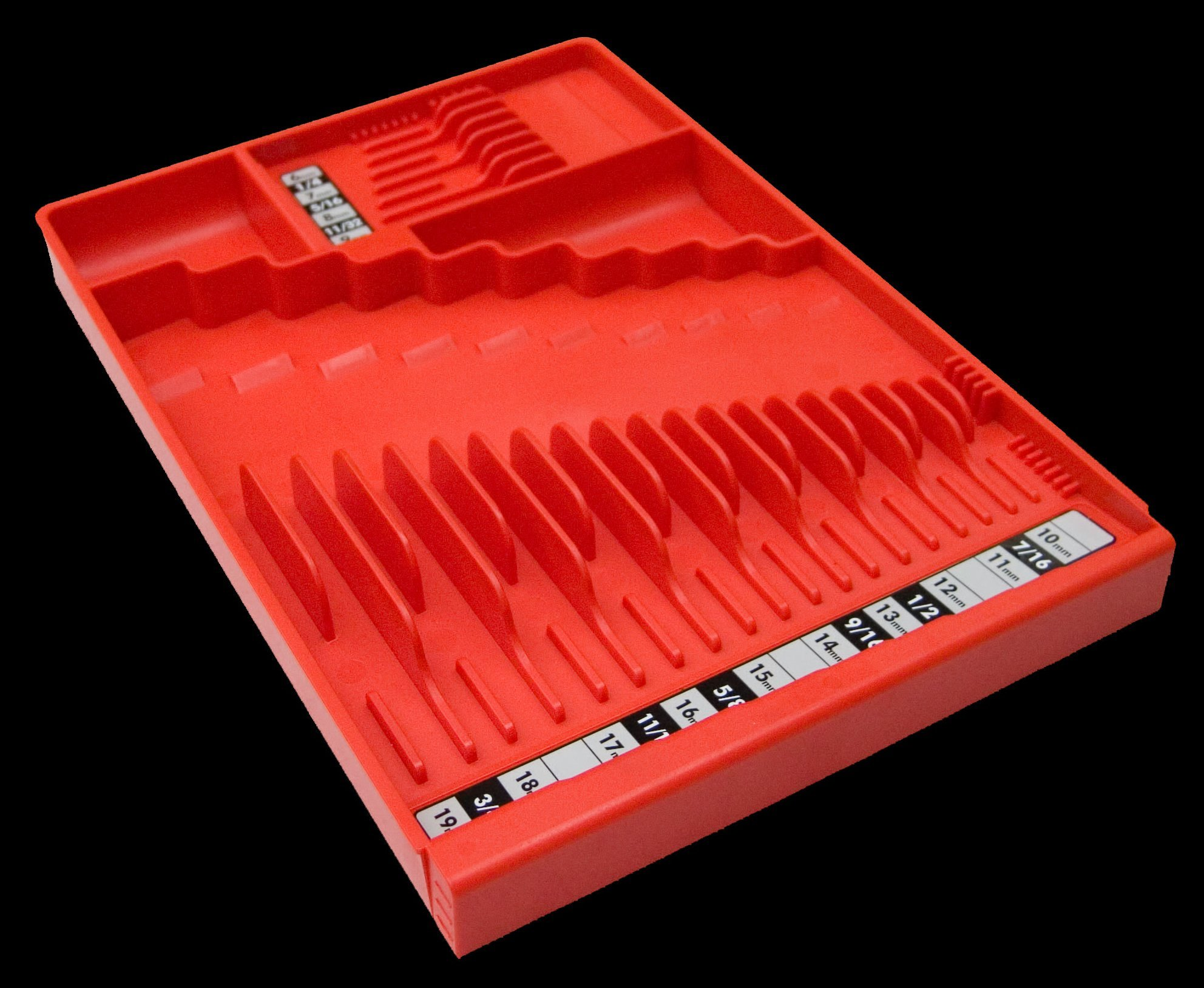 Tool Sorter Wrench Organizer - Red by Tool Sorter (Image #4)