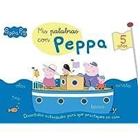 Mis palabras con Peppa Pig: Divertidas actividades para que practiques en casa