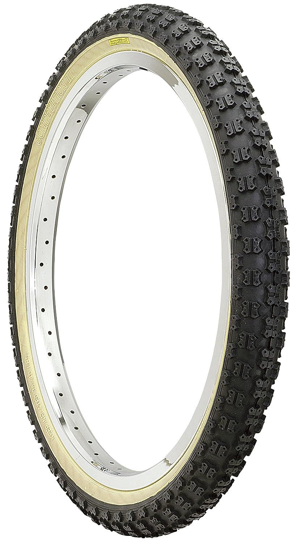 Comp3 2x 20x1.75 Black Skinwall BMX Bicycle Tires